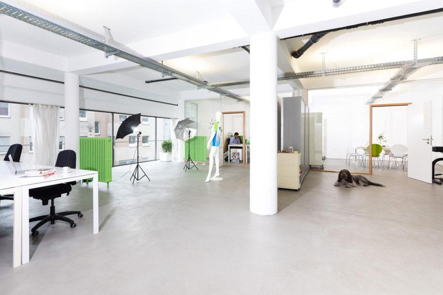 Charakterraum Designhaus Marl