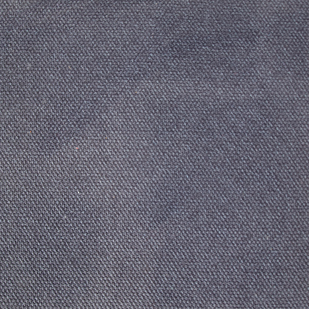 Polsterhocker blau (2)